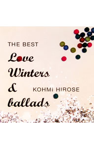 【2CD】THE BEST Love Winters&ballads