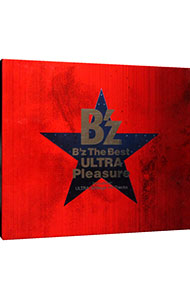 "【2CD+DVD】B'z The Best ""ULTRA Pleasure"""