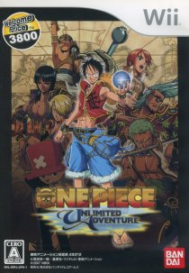 ONE PIECE UNLIMITED ADVENTURE Welcome Price3800 廉価版