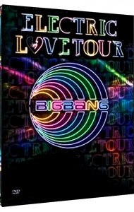 ELECTRIC LOVE TOUR 2010