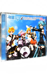 【CD+DVD】初音ミク-Project Diva-2nd NONSTOP MIX COLLECTION