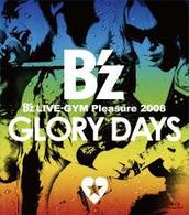 【Blu-ray】B'z LIVE-GYM Pleasure 2008-GLORY DAYS-