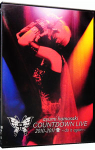 ayumi hamasaki COUNTDOWN LIVE 2010-2011 A ~do it again~