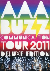 AAA BUZZ COMMUNICATION TOUR 2011 DELUXE EDITION