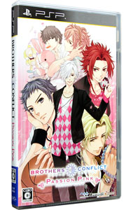 BROTHERS CONFLICT Passion Pink