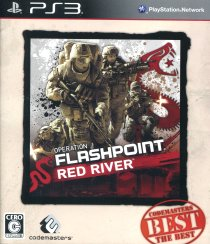 OPERATION FLASHPOINT : RED RIVER Codemasters THE BEST
