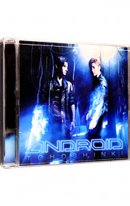 【CD+DVD】ANDROID 初回盤