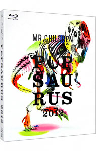 【Blu-ray】Mr.Children TOUR POPSAURUS 2012