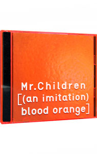 【CD+DVD】[(an imitation)blood orange] 初回限定盤