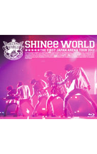 【Blu-ray】SHINee THE FIRST JAPAN ARENA TOUR 「SHINee WORLD 2012」