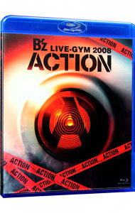 【Blu-ray】B'z LIVE-GYM 2008-ACTION- スリーブケース付