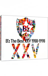 【2CD+DVD】B'z The Best XXV 1988-1998 初回限定盤
