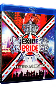 "【Blu-ray】EXILE LIVE TOUR 2013""EXILE PRIDE"" 2枚組"