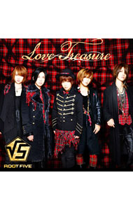 【CD+DVD】Love Treasure  (Type-B)