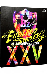 【Blu-ray】B'z LIVE-GYM Pleasure 2013 ENDLESS SUMMER-XXV BEST- 完全盤