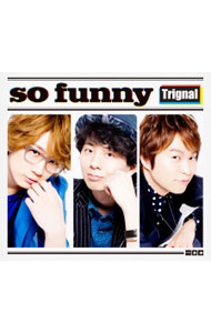【CD+DVD】so funny 豪華盤