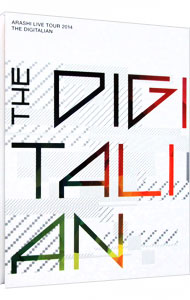 ARASHI LIVE TOUR 2014 THE DIGITALIAN 初回限定版