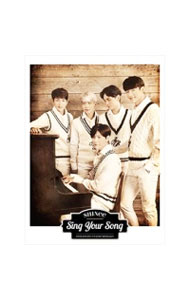 【CD+DVD】Sing Your Song 初回限定盤