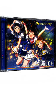 【CD+Blu-ray】THE IDOLM@STER LIVE THE@TER DREAMERS 01 Dreaming!