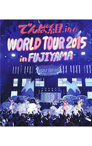 【Blu-ray】WORLD TOUR 2015 in FUJIYAMA