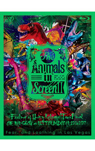 【Blu-ray】The Animals in ScreenII-Feeling of Unity Release Tour Final ONE MAN SHOW at NIPPON BUDOKAN-