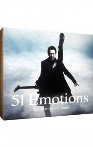 【3CD+DVD】51 Emotions -the best for the future- 初回限定盤