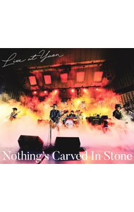 【Blu-ray】Nothing's Carved In Stone Live at 野音