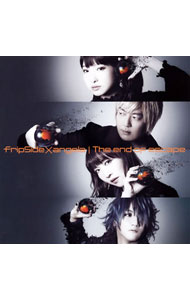 【CD+DVD】The end of escape 初回限定盤