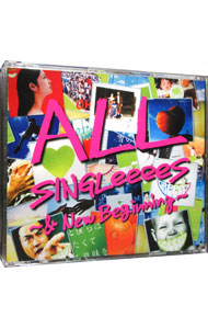 【2CD+2DVD】ALL SINGLeeeeS~&New Beginning~ 初回限定盤