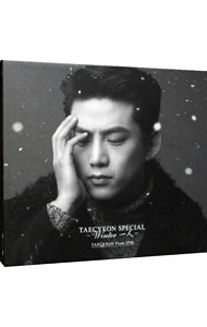 【CD+DVD】TAECYEON SPECIAL~Winter 一人~ 初回生産限定盤A
