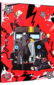 【Blu-ray】PERSONA5 the Animation -THE DAY BREAKERS- 完全生産限定版 三方背ケース・特典CD付