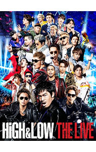 【Blu-ray】HiGH&LOW THE LIVE