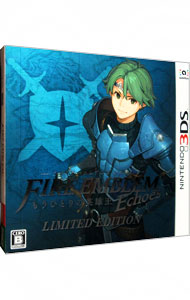 【CD付】ファイアーエムブレム Echoes もうひとりの英雄王 LIMITED EDITION [DLコード付属なし]