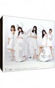 【3CD+Blu-ray】℃OMPLETE SINGLE COLLECTION 初回生産限定盤B