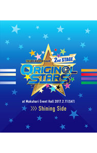 【Blu-ray】THE IDOLM@STER SideM 2nd STAGE~ORIGIN@L STARS~Live Blu-ray Shining Side