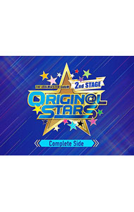 【Blu-ray】THE IDOLM@STER SideM 2nd STAGE~ORIGIN@L STARS~Live Blu-ray Complete Side