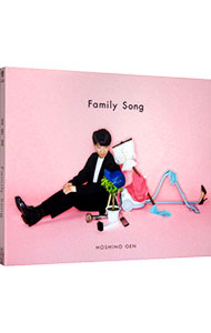 【CD+DVD】Family Song 初回限定盤