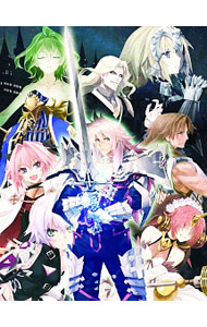 【Blu-ray】Fate/Apocrypha Blu-ray Disc Box I 特典CD・ブックレット・小説付