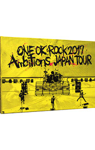 "【Blu-ray】ONE OK ROCK 2017""Ambitions""JAPAN TOUR"