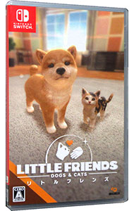 LITTLE FRIENDS -DOGS&CATS-