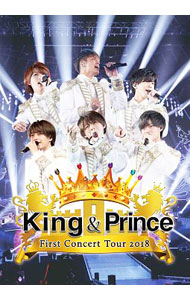 【Blu-ray】King & Prince First Concert Tour 2018