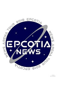 【Blu-ray】NEWS ARENA TOUR 2018 EPCOTIA 折りポスター付