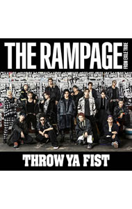 【CD+DVD】THROW YA FIST(豪華盤)