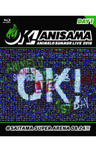 "【Blu-ray】Animelo Summer Live 2018""OK!""08.24"