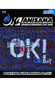 "【Blu-ray】Animelo Summer Live 2018""OK!""08.25"