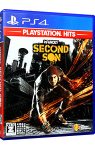 inFAMOUS Second Son PlayStation Hits【CEROレーティング「Z」】 [18歳以上のみ対象]