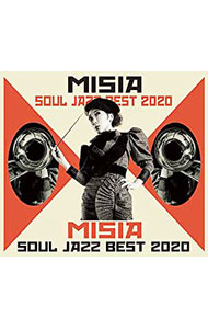 【CD+Blu-ray】MISIA SOUL JAZZ BEST 2020 初回生産限定盤A (Blu-spec CD2)