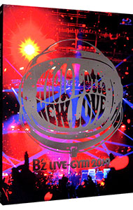 【Blu-ray】B'z LIVE-GYM 2019-Whole Lotta NEW LOVE-