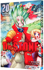 Dr.STONE<20>